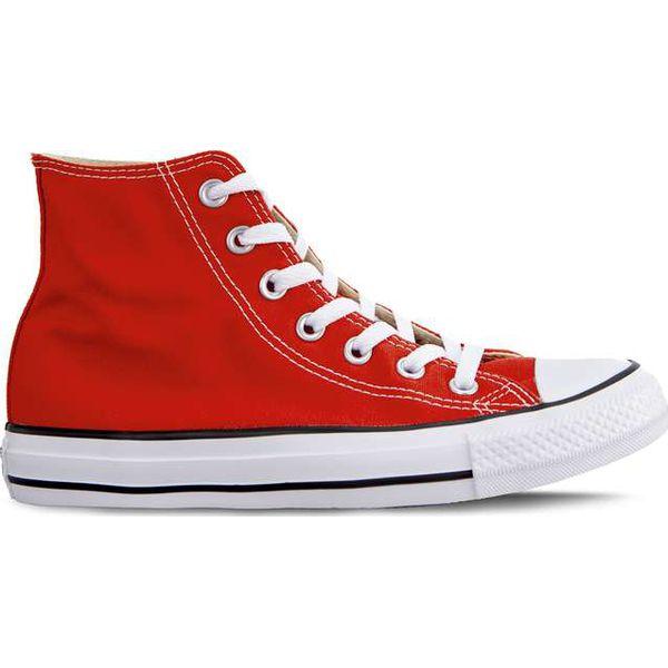 2e6c6ae8c4749 Czerwone Stylowe Wysokie Trampki Converse All Star M9621 - Trampki i ...
