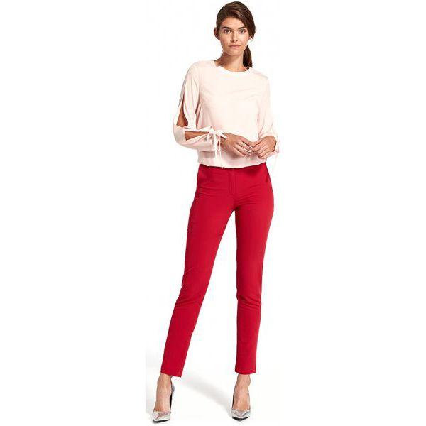 02d9ec86a36e3f Nife Bluzka Damska 42 Różowy - Czerwone bluzki damskie Nife, bez ...