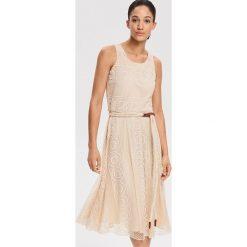 21e22612ff Sukienka wesele boho - Sukienki damskie - Kolekcja wiosna 2019 ...
