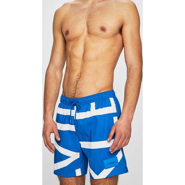 d8fcb08f6c2248 Calvin Klein Jeans - Kąpielówki - Czerwone kąpielówki męskie Calvin ...