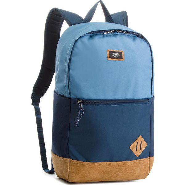 be755e3f14d5b Plecak VANS - Van Doren III B VN0A2WNUPDZ Copen Blue - Plecaki ...