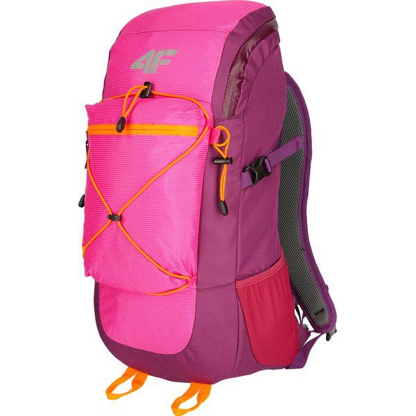 507684298af0f Plecak turystyczny PCF104 - różowy - Plecaki damskie marki 4f. W ...
