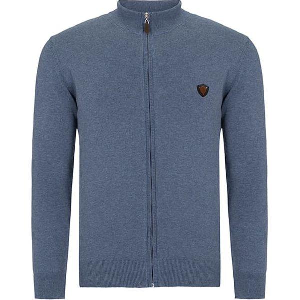 85866ebdb0d3 Sweter w kolorze indygo - Swetry męskie marki Jimmy Sanders. W wyprzedaży  za 99.95 zł. - Swetry męskie - Bluzy i swetry męskie - Odzież męska -  Mężczyzna ...