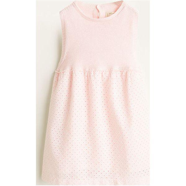f7ffdbcb Mango Kids - Sukienka dziecięca Lily 80-104 cm