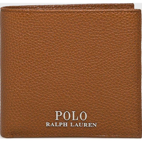 e0c64e8f943b3 Polo Ralph Lauren - Portfel skórzany - Portfele męskie marki Polo Ralph  Lauren. Za 429.90 zł. - Portfele męskie - Akcesoria męskie - Mężczyzna -  Sklep Super ...