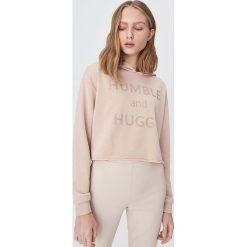Bluzy z nadrukiem damskie ze sklepu Kolekcja