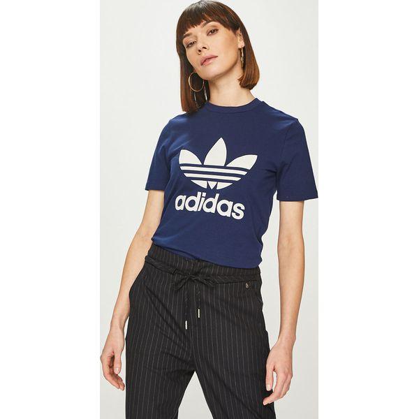 0fbd5daa6 adidas Originals - Top - Topy damskie adidas Originals. Za 129.90 zł. -  Topy damskie - T-shirty i topy damskie - Odzież damska - Kobieta - Sklep  Super ...