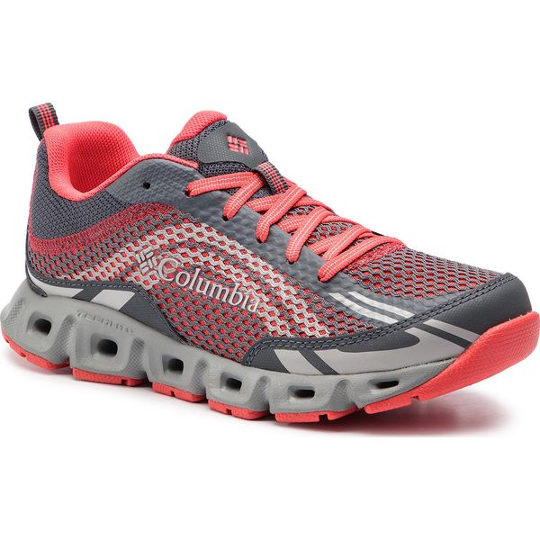 a3fdce520d979 Trekkingi COLUMBIA - Drainmaker IV BL4617 Graphite/Red Coral ...