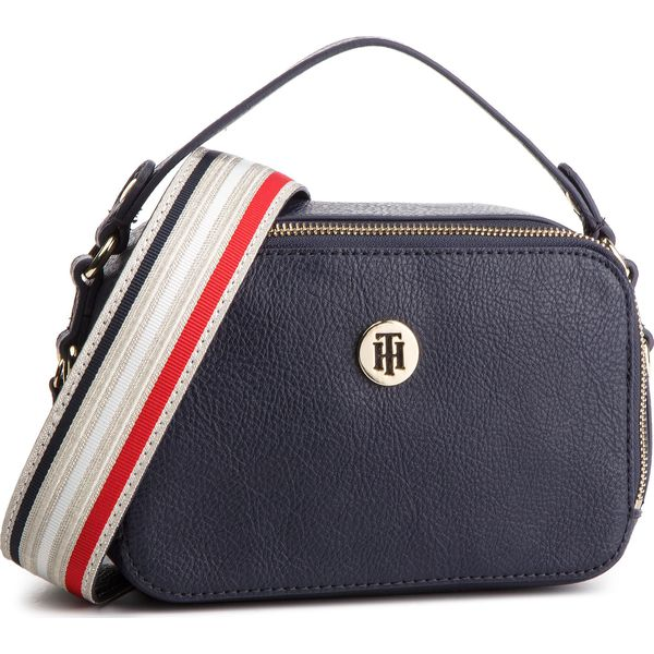 3a936bc9551c8 Torebka TOMMY HILFIGER - Cool Tommy Mini Trunk AW0AW06543 413 ...