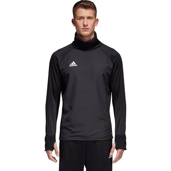58c7e3c07 Adidas Bluza męska Condivo 18 WRM TOP czarna r. S (CF4343) - Bluzy ...