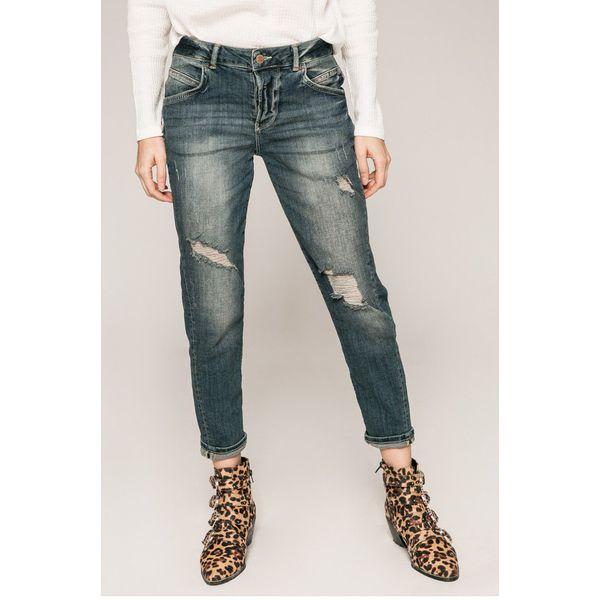 d1918cdabb2a4 Guess Jeans - Jeansy - Niebieskie jeansy damskie marki Guess Jeans. W  wyprzedaży za 249.90 zł. - Jeansy damskie - Spodnie i legginsy damskie -  Odzież damska ...