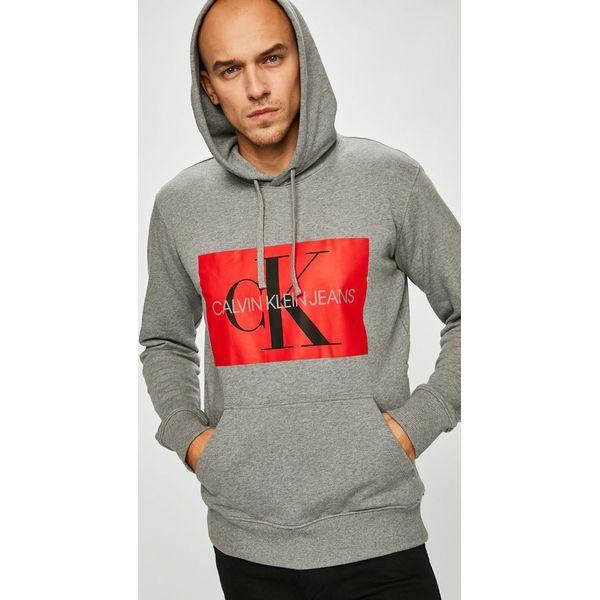 55d69ad1b7941 Calvin Klein Jeans - Bluza - Bluzy z kapturem męskie marki Calvin Klein  Jeans. W wyprzedaży za 359.90 zł. - Bluzy z kapturem męskie - Bluzy i  swetry męskie ...