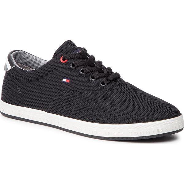 c5e1f8cde9e7d Tenisówki TOMMY HILFIGER - Essential Oxford Textile Sneaker ...