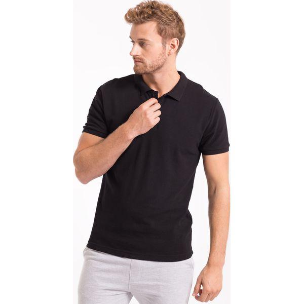 3cef171e7 Koszulka polo męska TSM051Z - czarny - Koszulki polo męskie 4f. W  wyprzedaży za 49.99 zł. - Koszulki polo męskie - T-shirty i koszulki męskie  - Odzież męska ...