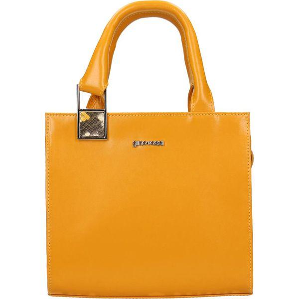 4521e1ba3473e Shopper Bag HAMBURG - Shopper bag damskie marki Gino Rossi. W ...