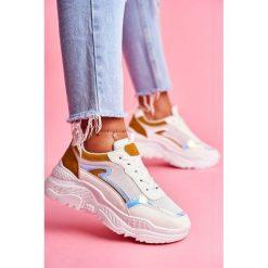 Buty sportowe na co dzień damskie BUGO Kolekcja wiosna