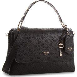 7e143227f8851 Czarne torebki i plecaki damskie marki Guess - Kolekcja wiosna 2019 ...