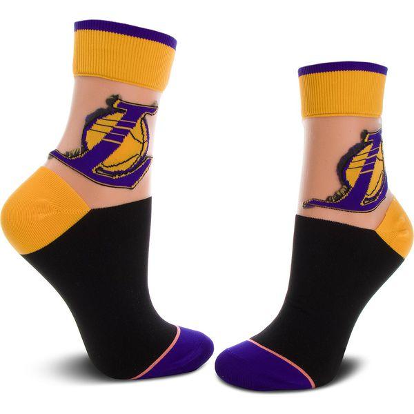 3a6b53f0693359 Skarpety Wysokie Damskie STANCE - Lakers Anklet W419C18LAK r.35/42 Yellow - Skarpetki  damskie Stance. Za 79.00 zł. - Skarpetki damskie - Bielizna damska ...
