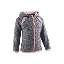 f14fb541a Bluza na zamek do gimnastyki S500 dla maluchów. Bluzy dziewczęce DOMYOS. Za  44.99 zł