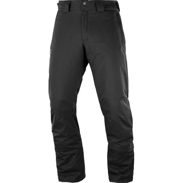 42277b7fa4bb50 Salomon Męskie Spodnie Narciarskie Stormpunch Pant M Black L ...