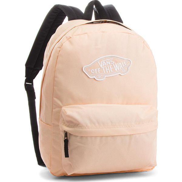 8ff1ac2b94fc2 Plecak VANS - Realm Backpack VN0A3UI6YDU Bleached Apr - Plecaki ...