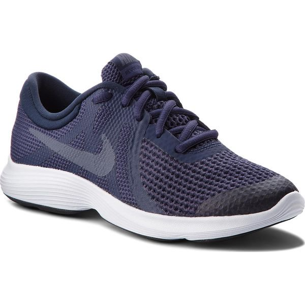 Buty NIKE Revolution 4 (GS) 943309 501 Natural IndigoLight Carbon