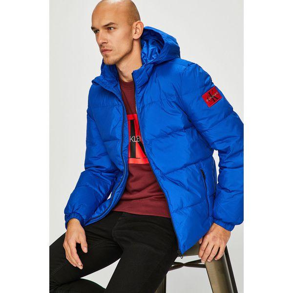 0b14cbe6a86e Calvin Klein Jeans - Kurtka puchowa - Kurtki męskie marki Calvin ...