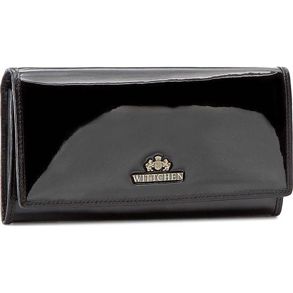 4f0c686020232 Duży Portfel Damski WITTCHEN - Verona Wallet 25-1-075-1 Black ...