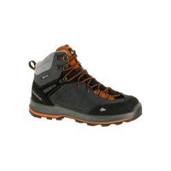 8fcf08af Buty trekkingowe wysokie TREK 100 męskie. Buty trekkingowe męskie marki  QUECHUA. Za 249.99 zł
