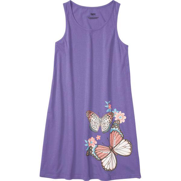 Fioletowe koszule nocne damskie Kolekcja lato 2020 Sklep  Y1T1S