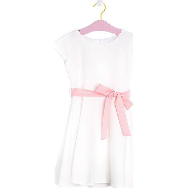453ba95a2c Biała Sukienka Break Loose - Sukienki niemowlęce marki Born2be. Za ...
