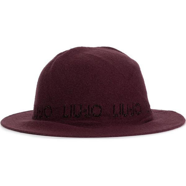 promo code 31028 09bbf Kapelusz LIU JO - Cappello Tesa Larga 269092 M0300 Dark Red 91530