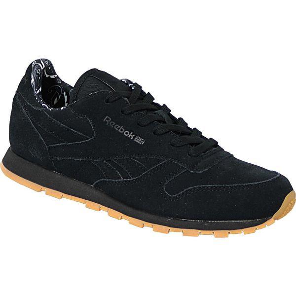 Reebok Classic Leather TDC BD5049 buty sneakers uniseks czarne 37