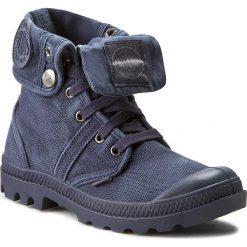 Niebieskie obuwie damskie Palladium Kolekcja wiosna 2020