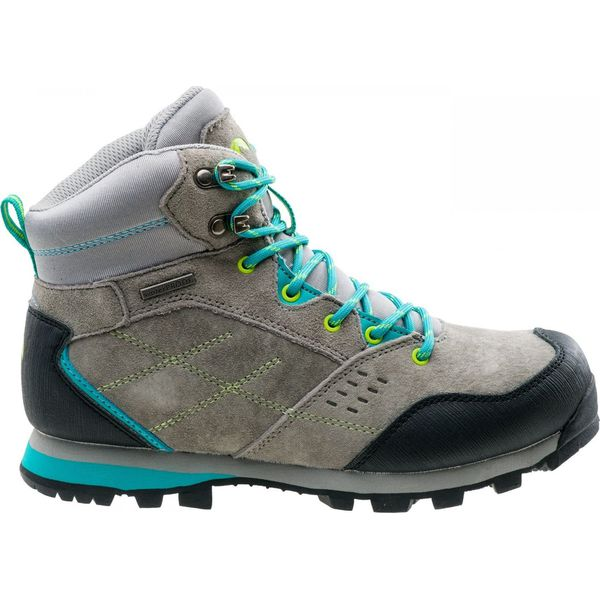 7fea986a Elbrus Buty damskie Condis Mid Wp Wo's Middle Grey/turquoise/light ...