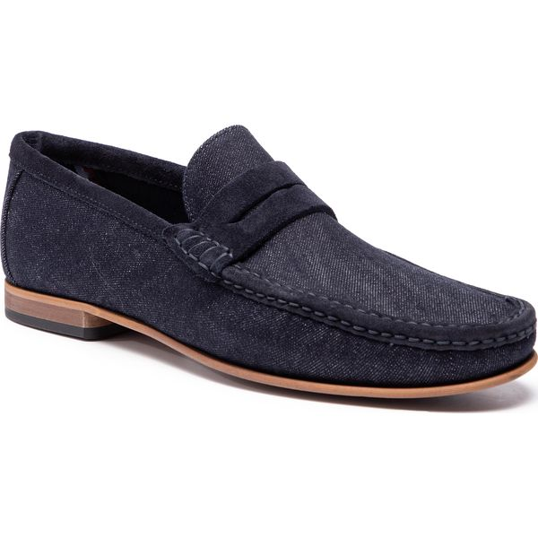 1e2f31ecabdf3 Mokasyny TOMMY HILFIGER - Core Denim Loafer FM0FM02199 Denim 404 ...