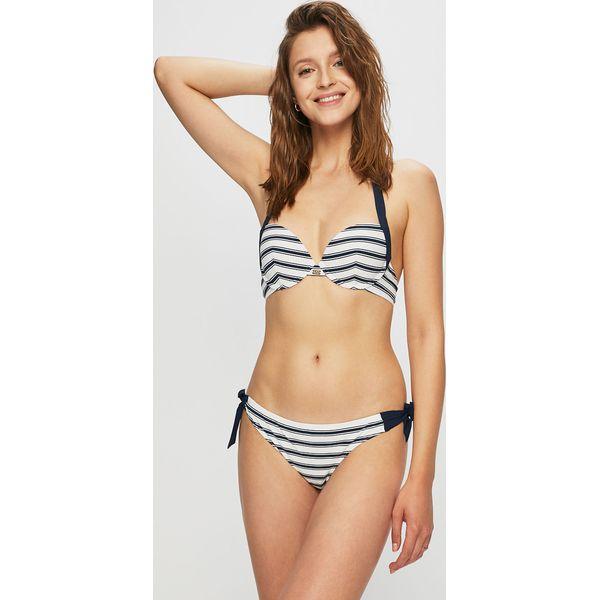1cddd38650f6e5 EA7 Emporio Armani - Strój kąpielowy - Białe bikini damskie EA7 ...