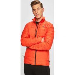 Pomarańczowe kurtki męskie ADIDAS Kolekcja zima 2020