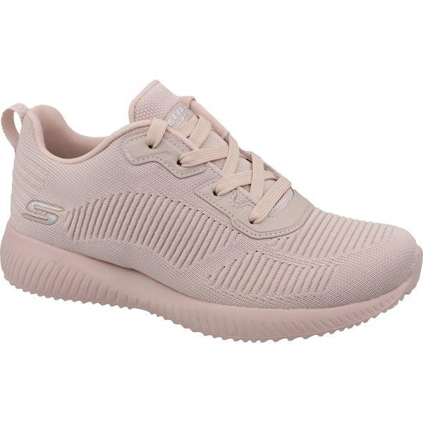 Skechers Bobs Squad 32504 PNK buty sneakers damskie różowe 41