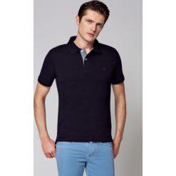 Wyprzedaż koszulki polo męskie LANCERTO Kolekcja lato