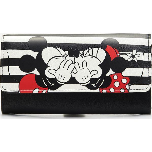 567aa615e7738 Portfel Mickey Mouse - Czarny - Portfele damskie marki Cropp. Za 44.99 zł.  - Portfele damskie - Akcesoria damskie - Kobieta - Sklep Super Express