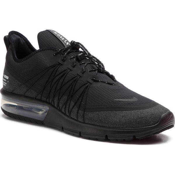 size 40 f7eef 33039 Buty NIKE - Sequent 4 Utility AV3236 002 Black/Anthracite - Buty ...