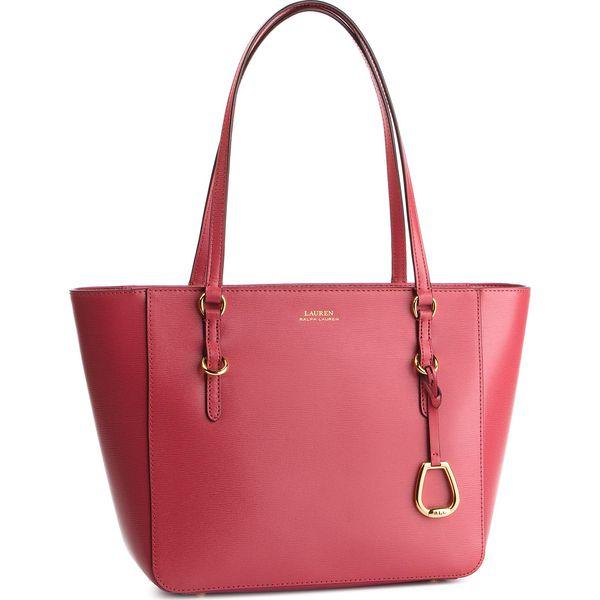cb531997f7064 Shopper bag damskie marki Lauren Ralph Lauren - Kolekcja wiosna 2019 - Sklep  Super Express