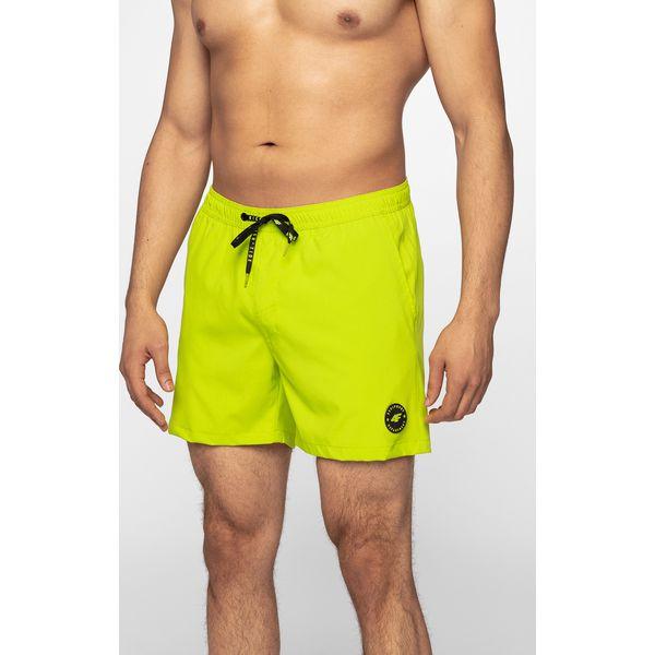 24846351039073 Spodenki plażowe męskie SKMT300 - soczysta zieleń neon - Szorty męskie 4f.  Za 49.99 zł. - Szorty męskie - Odzież męska - Mężczyzna - Sklep Super  Express