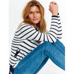 Długi sweter damski Swetry damskie Kolekcja wiosna 2020