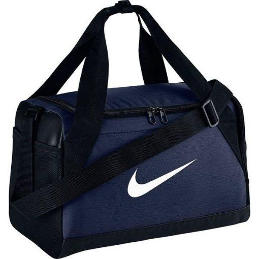 bfe10af9018a2 Nike Torba Brasilia XS Duff granatowa (BA5432 410) - Torby sportowe ...