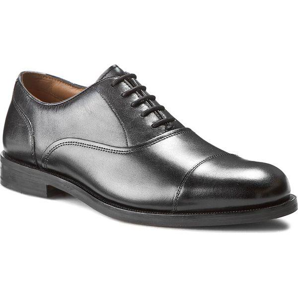 022aa7b02a38b Półbuty CLARKS - Coling Boss 261193457 Black Leather - Buty wizytowe męskie  marki Clarks. Za 629.00 zł. - Buty wizytowe męskie - Obuwie męskie -  Mężczyzna ...