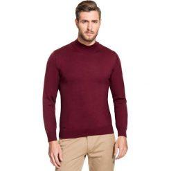 Czerwona odzież męska Kolekcja zima 2020 Sklep Super Express
