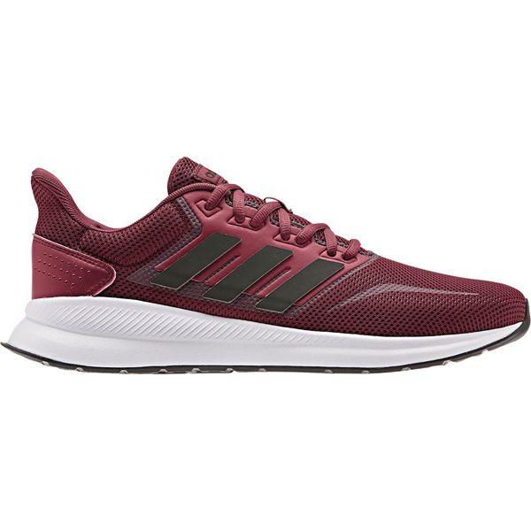 Adidas buty do biegania męskie RunfalconActmarCblackMaroon 46,0