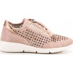 Aclys Lekkie Buty Sportowe różowe